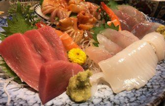仙川で鮮魚が食べれるなみはな
