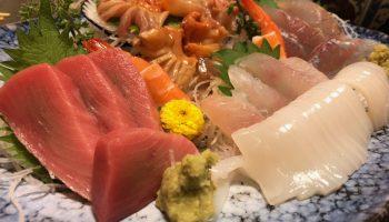 お酒と季節の魚料理を楽しむには『なみはな』がおすすめ