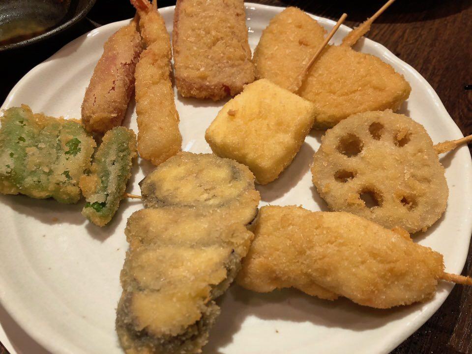 仙川で串かつを食べるなら断トツおすすめ