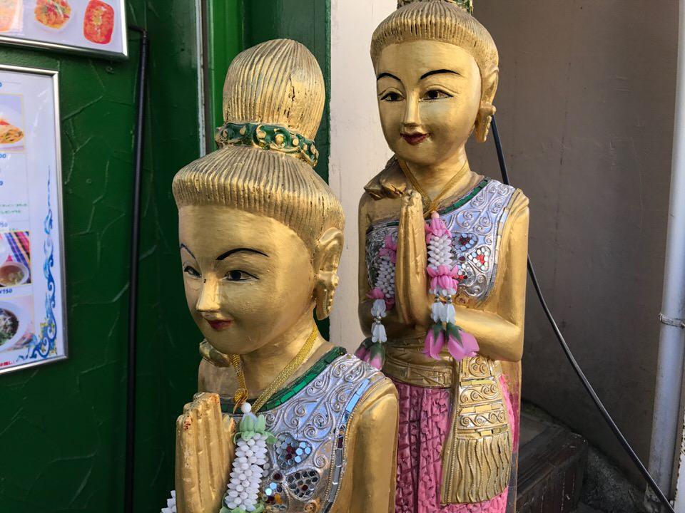 仏教の国タイ